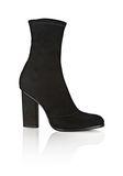 ALEXANDER WANG GIA SUEDE HIGH HEEL BOOTIE 靴子 Adult 8_n_f