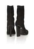 ALEXANDER WANG GIA SUEDE HIGH HEEL BOOTIE 靴子 Adult 8_n_r