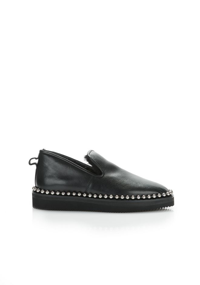 ALEXANDER WANG new-arrivals-shoes-woman TEDI FLAT SLIPPER