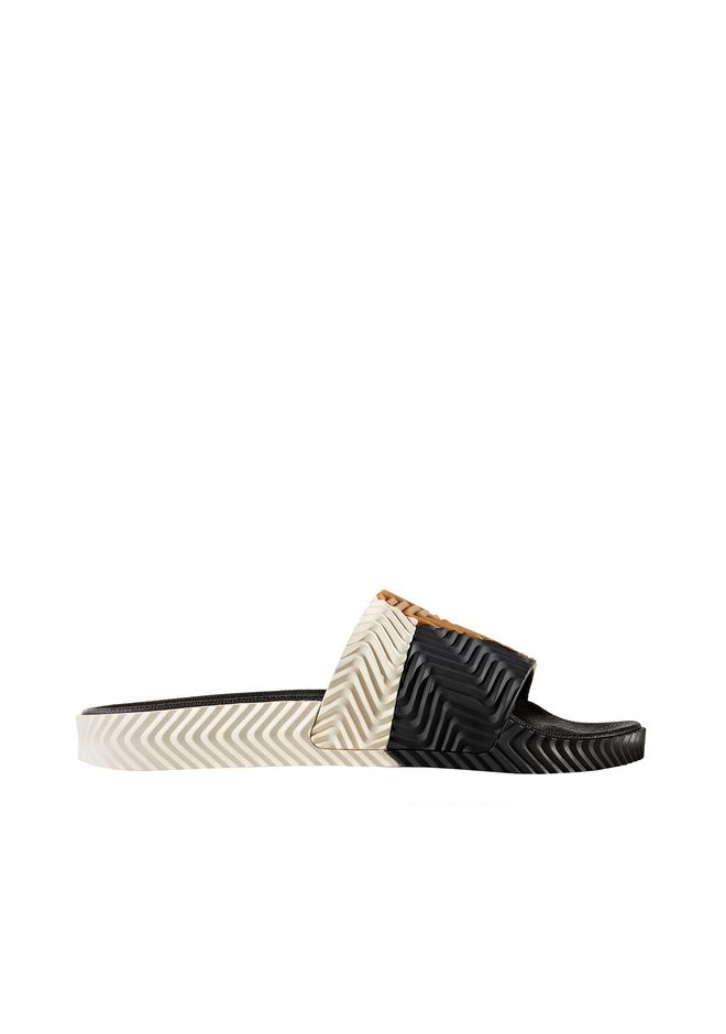 ALEXANDER WANG ADIDAS ORIGINALS BY AW ADILETTE SLIDE SANDALS Adult 12_n_f