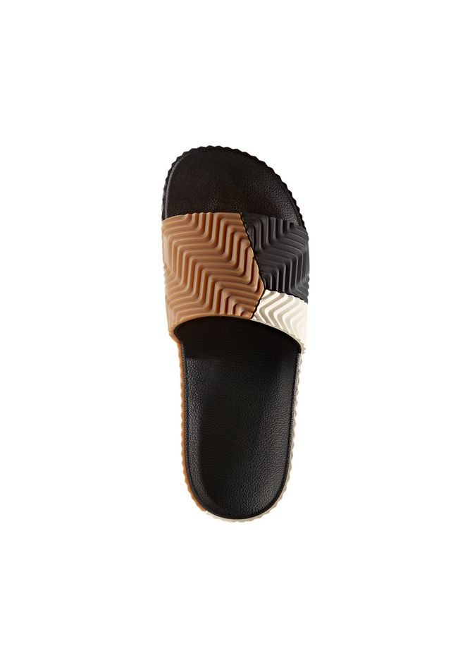 ALEXANDER WANG ADIDAS ORIGINALS BY AW ADILETTE SLIDE SANDALS Adult 12_n_r