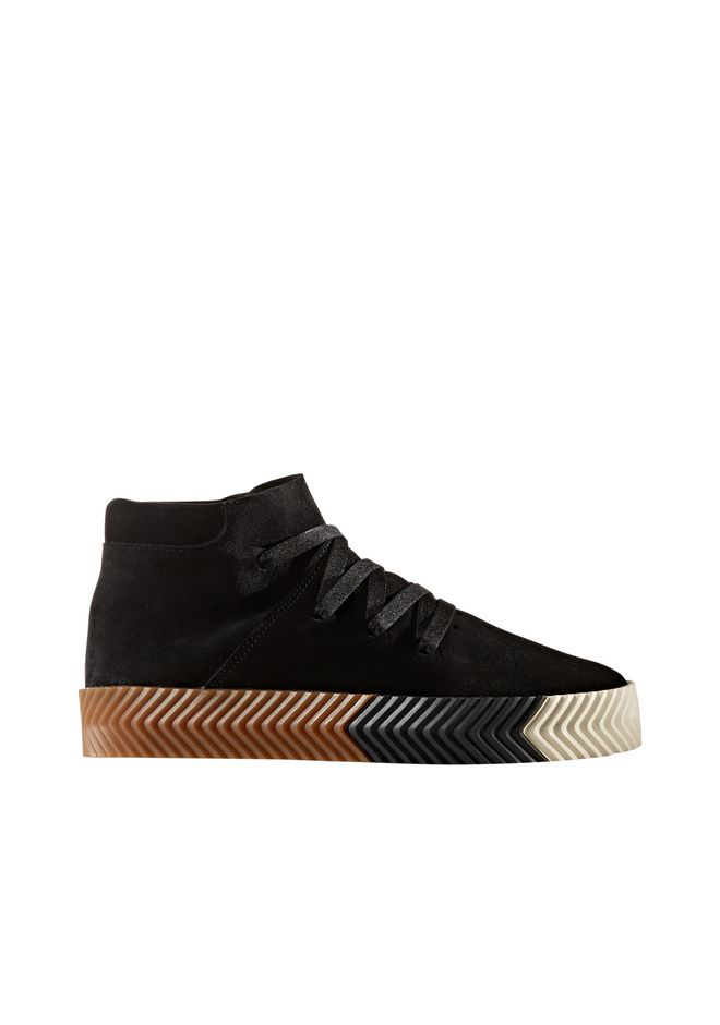 ALEXANDER WANG ADIDAS ORIGINALS BY AW SKATE SHOES Baskets Adult 12_n_f