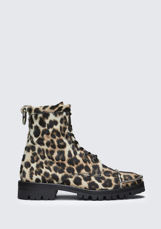 ALEXANDER WANG new-arrivals-shoes-woman LYNDON LEOPARD BOOT