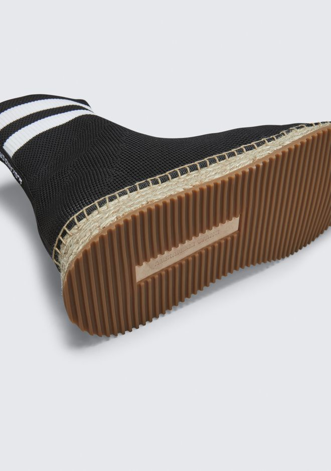 ALEXANDER WANG DYLAN ESPADRILLE BOOTIE 平底鞋 Adult 12_n_a