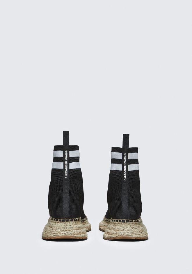 ALEXANDER WANG DYLAN ESPADRILLE BOOTIE 平底鞋 Adult 12_n_d