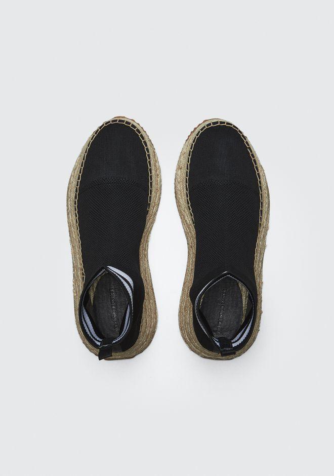 ALEXANDER WANG DYLAN ESPADRILLE BOOTIE 平底鞋 Adult 12_n_e