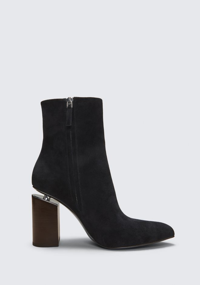 ALEXANDER WANG KIRBY HIGH HEEL BOOTIE BOTTES Adult 12_n_a