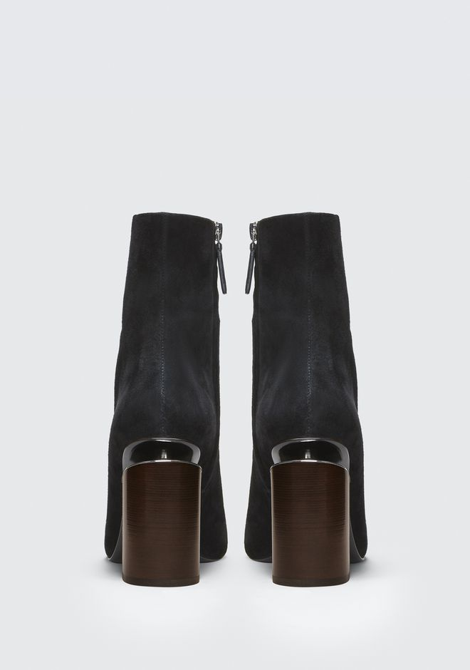 ALEXANDER WANG KIRBY HIGH HEEL BOOTIE BOTTES Adult 12_n_d
