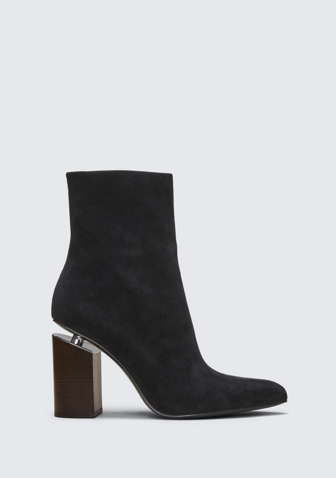 ALEXANDER WANG KIRBY HIGH HEEL BOOTIE BOTTES Adult 12_n_f