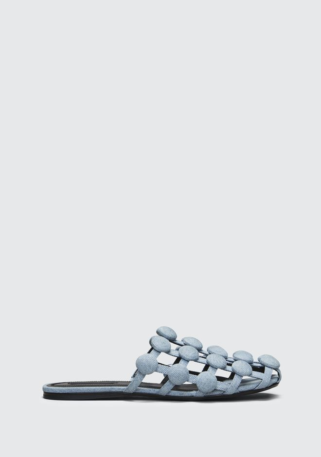 ALEXANDER WANG new-arrivals AMELIA SLIDE