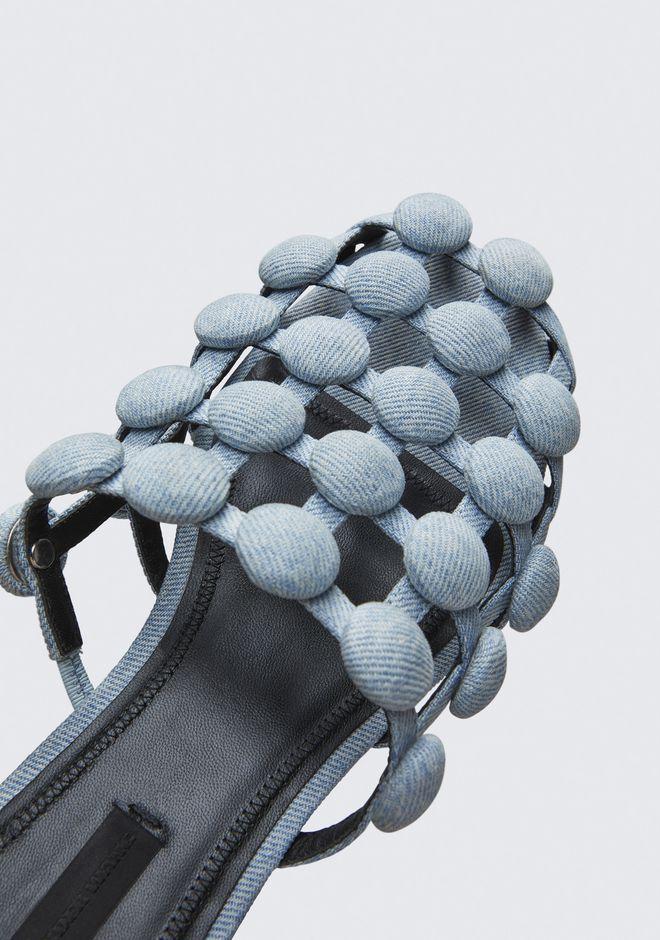 ALEXANDER WANG AMELIA SLIDE 平底鞋 Adult 12_n_r
