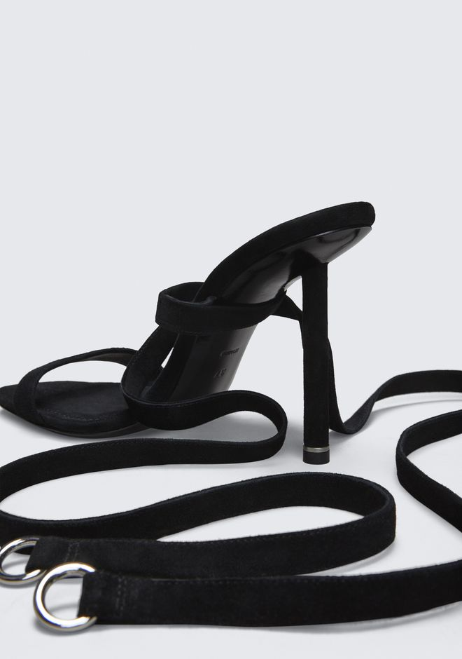 ALEXANDER WANG EVIE HIGH HEEL SANDAL Highheels Adult 12_n_r