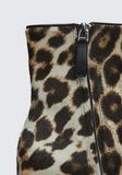 ALEXANDER WANG JUDE LEOPARD BOOTIE STIVALE Adult 8_n_a