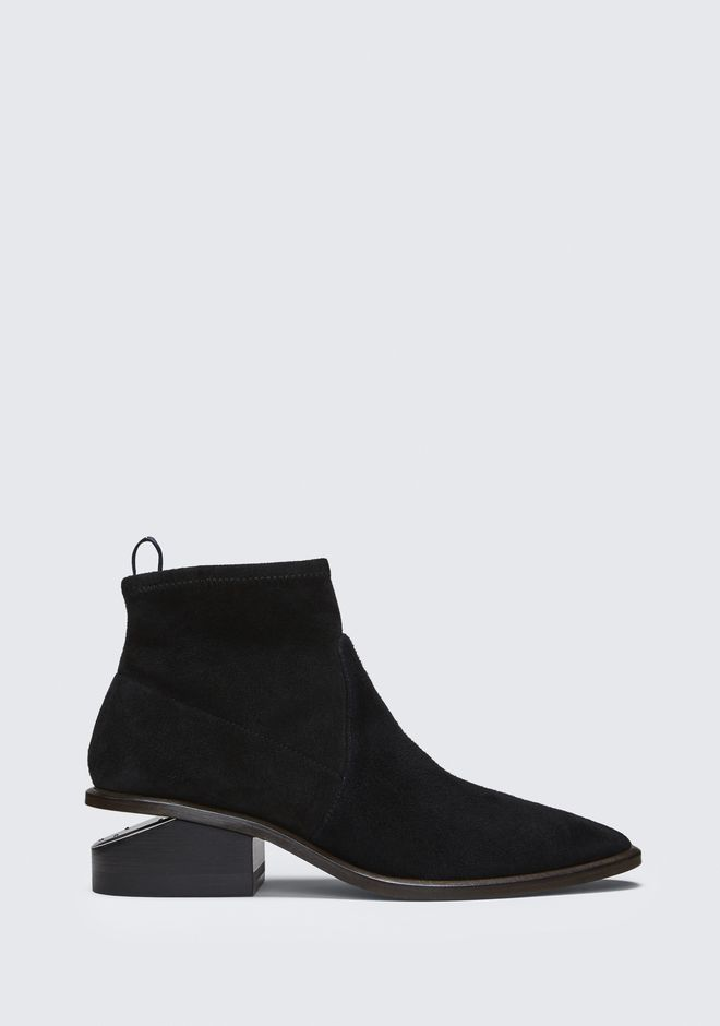 ALEXANDER WANG new-arrivals-shoes-woman KORI SUEDE BOOTIE