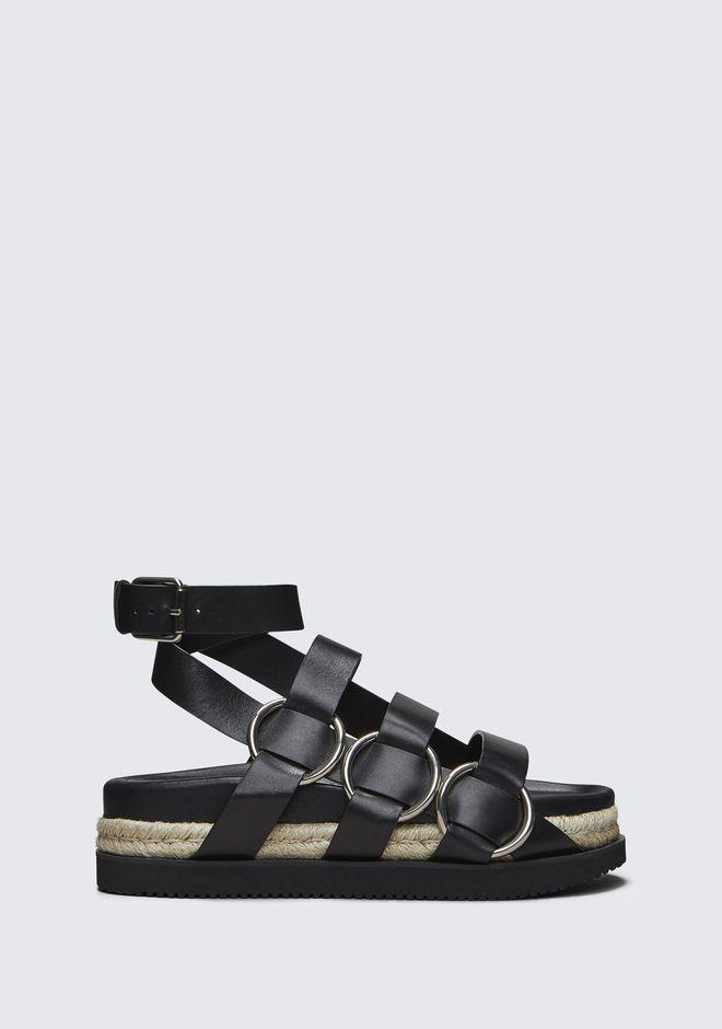 ALEXANDER WANG sandals BESS ESPADRILLE SANDAL