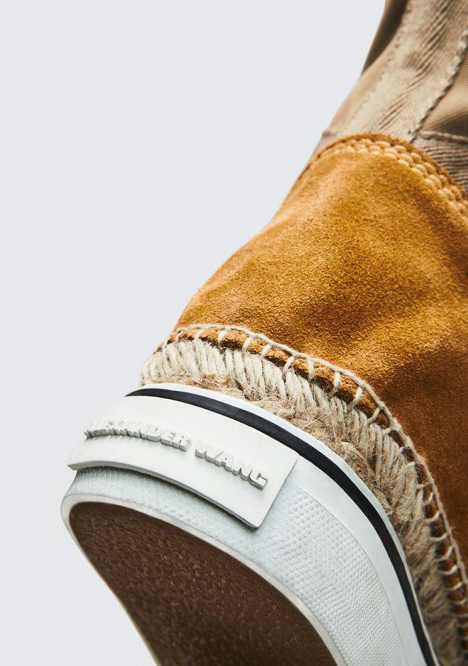 ALEXANDER WANG MYLES DESERT BOOT BOOTS Adult 12_n_r