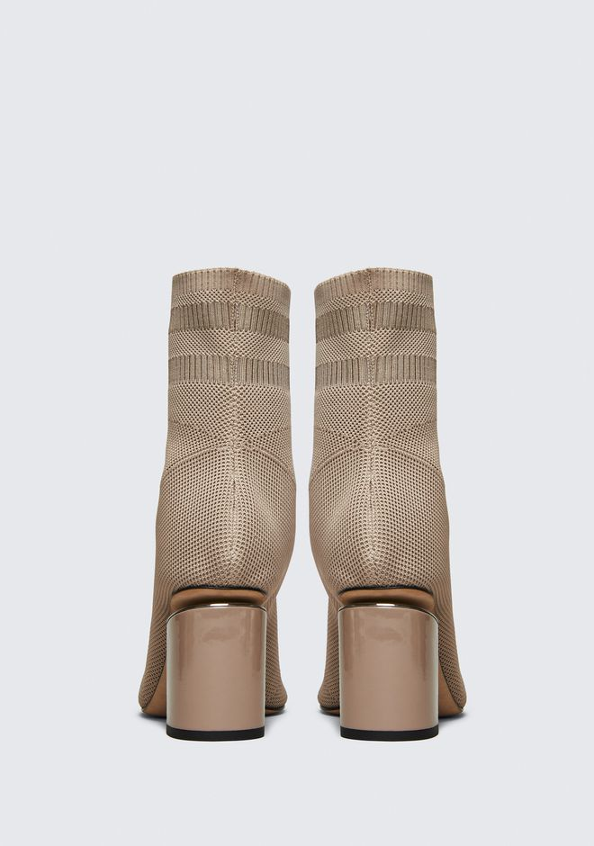 ALEXANDER WANG CAT BOOTIE BOTTES Adult 12_n_d