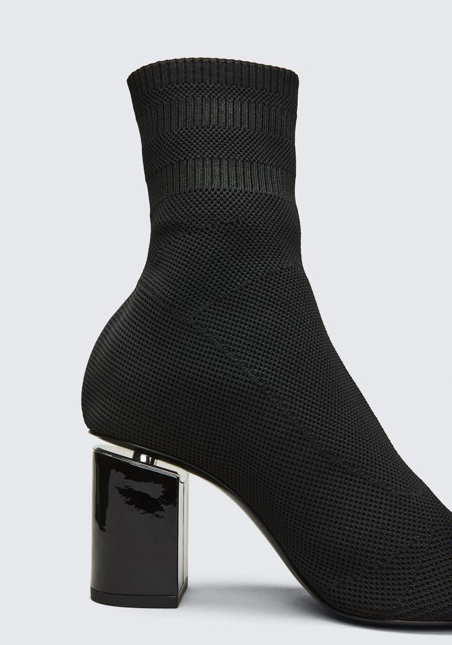 ALEXANDER WANG CAT BOOTIE ブーツ Adult 12_n_a