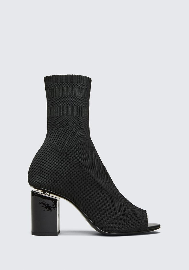 ALEXANDER WANG CAT BOOTIE BOOTS Adult 12_n_f