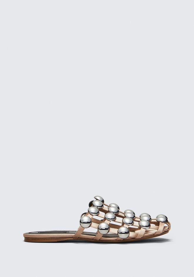 ALEXANDER WANG AMELIA SLIDE 平底鞋 Adult 12_n_f