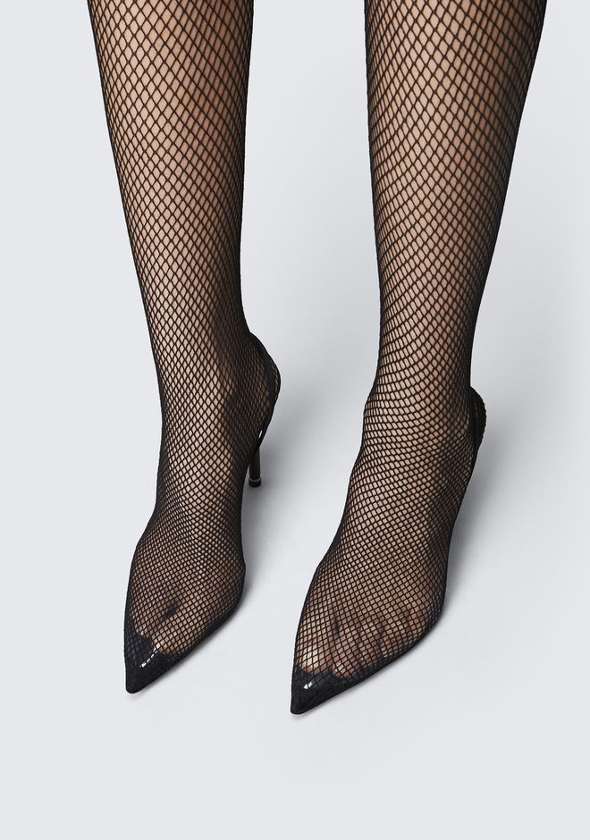 ALEXANDER WANG CLEO THIGH HIGH HEELS 高跟单鞋 Adult 12_n_r