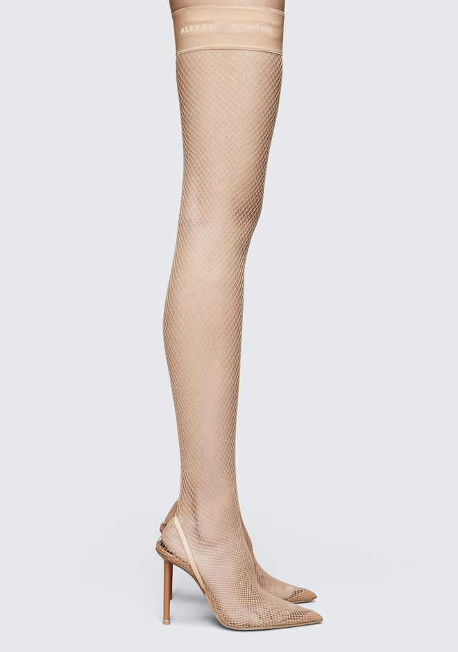 ALEXANDER WANG new-arrivals-shoes-woman CLEO THIGH HIGH HEELS