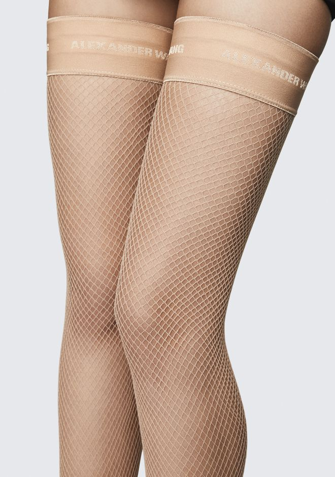 ALEXANDER WANG CLEO THIGH HIGH HEELS   中跟鞋 Adult 12_n_d