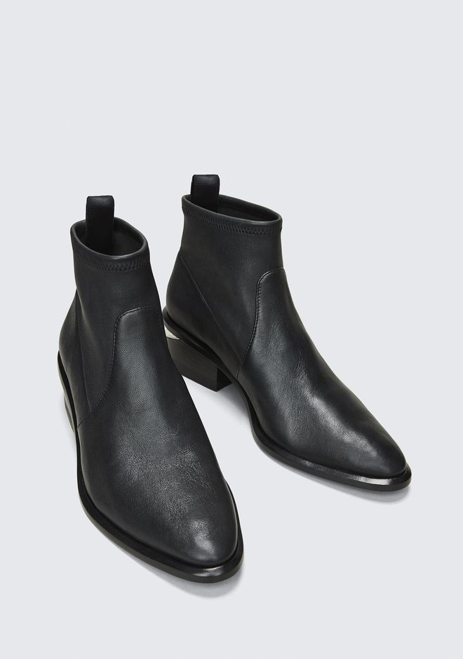 ALEXANDER WANG KORI STRETCH BOOTIE ブーツ Adult 12_n_a