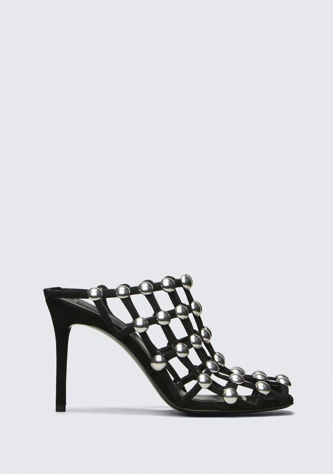 ALEXANDER WANG SADIE HIGH HEEL SANDAL SANDALS Adult 12_n_f