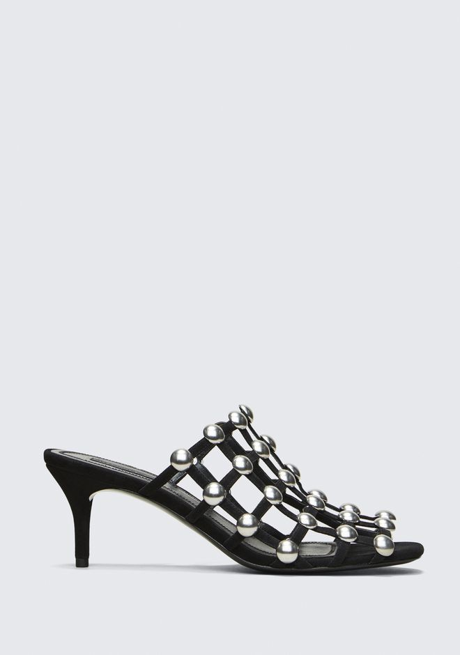 ALEXANDER WANG prefall18-collection SOFIA LOW HEEL SANDAL