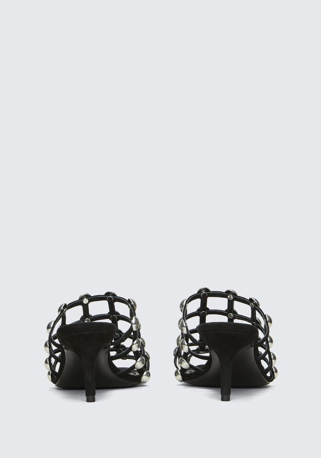 ALEXANDER WANG SOFIA LOW HEEL SANDAL SANDALS Adult 12_n_d