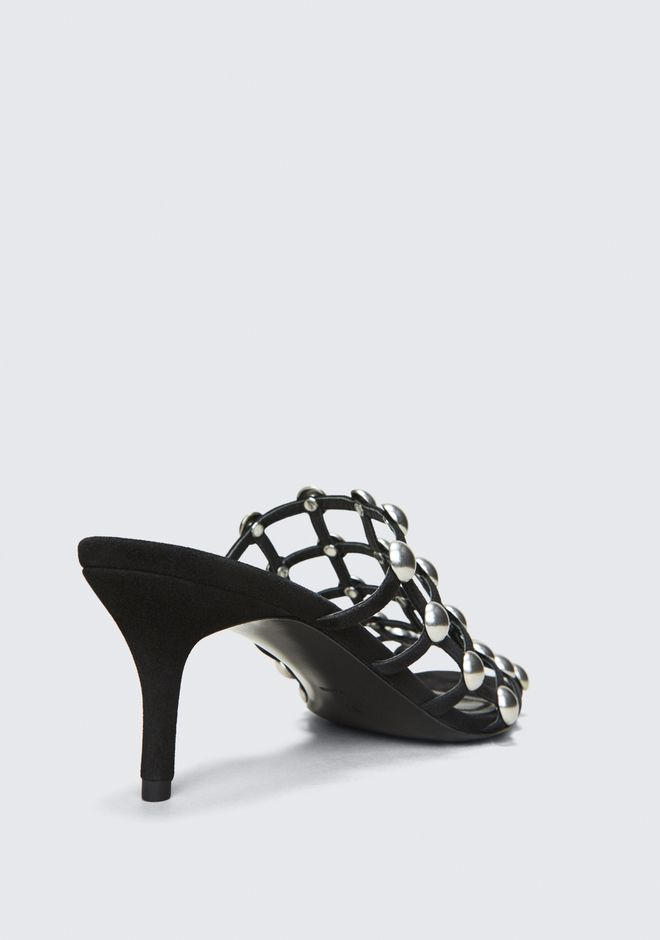 ALEXANDER WANG SOFIA LOW HEEL SANDAL SANDALS Adult 12_n_r