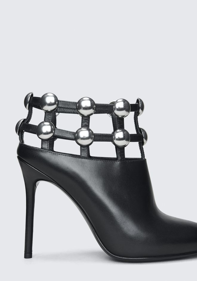 ALEXANDER WANG TINA HIGH HEEL BOOTIE Highheels Adult 12_n_a