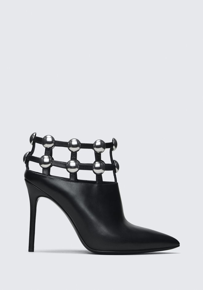 ALEXANDER WANG TINA HIGH HEEL BOOTIE Highheels Adult 12_n_f