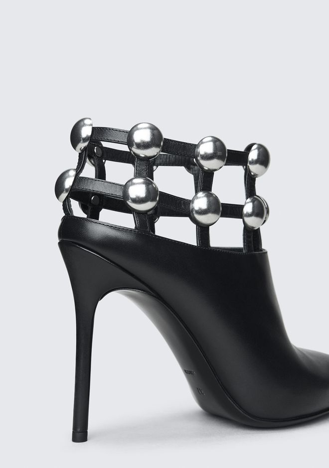 ALEXANDER WANG TINA HIGH HEEL BOOTIE Highheels Adult 12_n_r