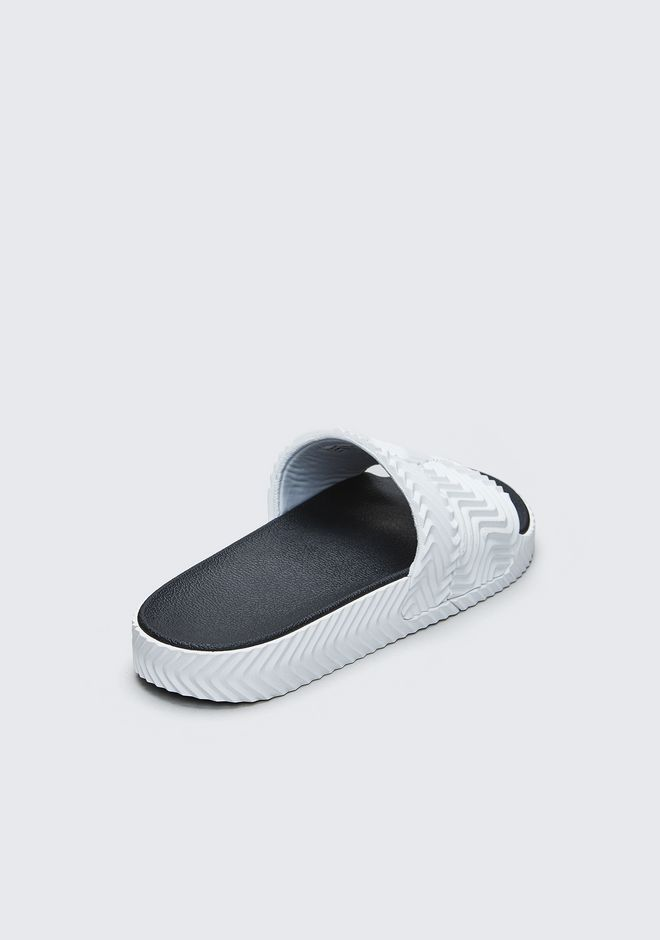 ALEXANDER WANG ADIDAS ORIGINALS BY AW ADILETTE SLIDES    SANDALS Adult 12_n_e