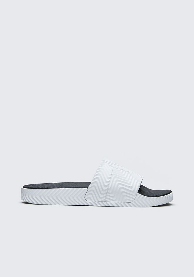 ALEXANDER WANG ADIDAS ORIGINALS BY AW ADILETTE SLIDES    SANDALS Adult 12_n_f