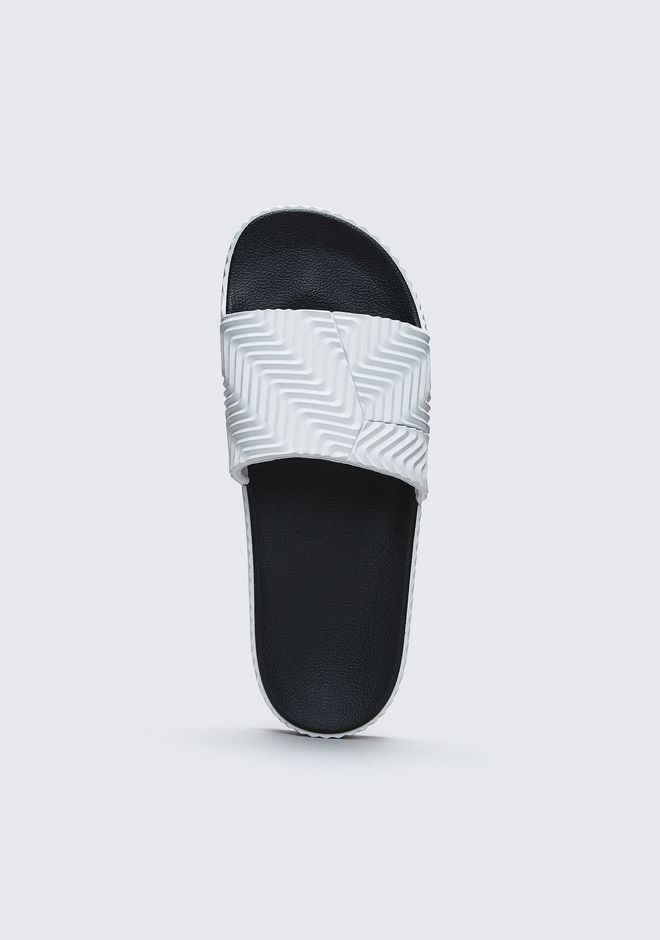 ALEXANDER WANG ADIDAS ORIGINALS BY AW ADILETTE SLIDES    SANDALS Adult 12_n_r