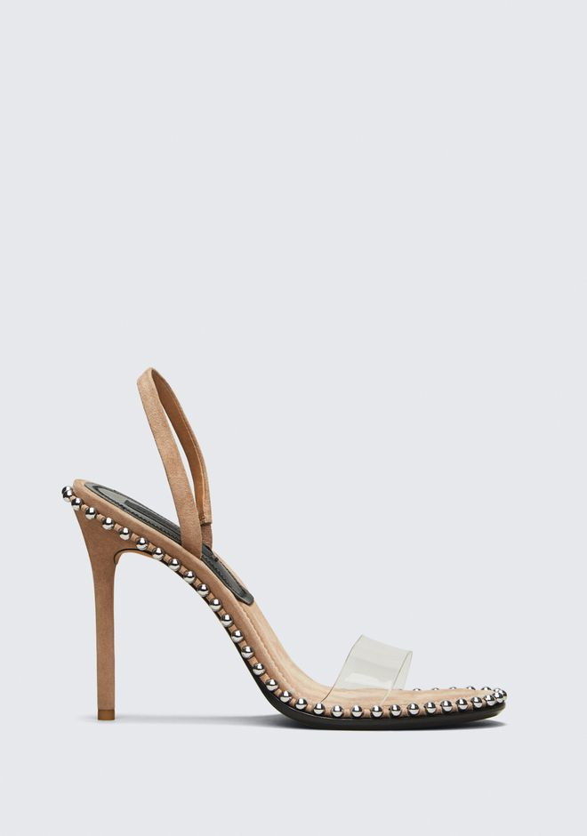 ALEXANDER WANG NOVA HIGH HEEL SANDAL Highheels Adult 12_n_f