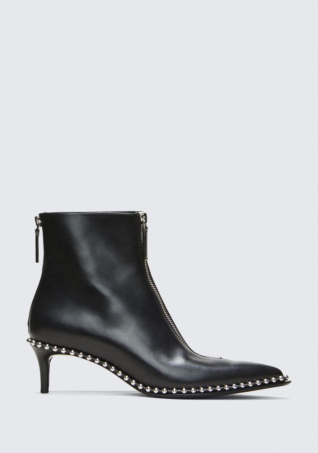Alexander Wang Eri Kitten Heel Bootie Boots