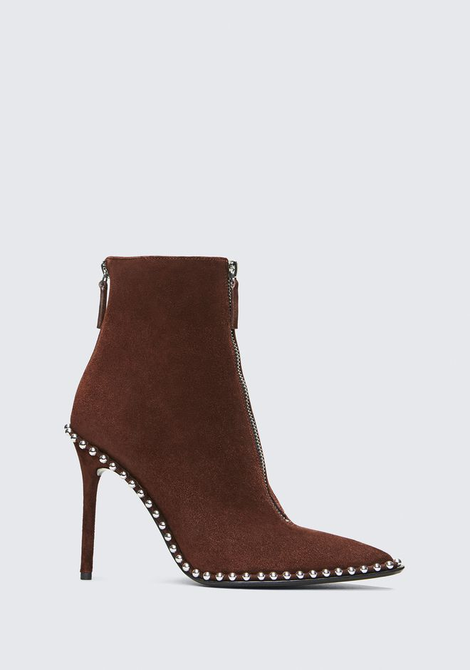 ALEXANDER WANG SUEDE ERI BOOT BOOTS Adult 12_n_f