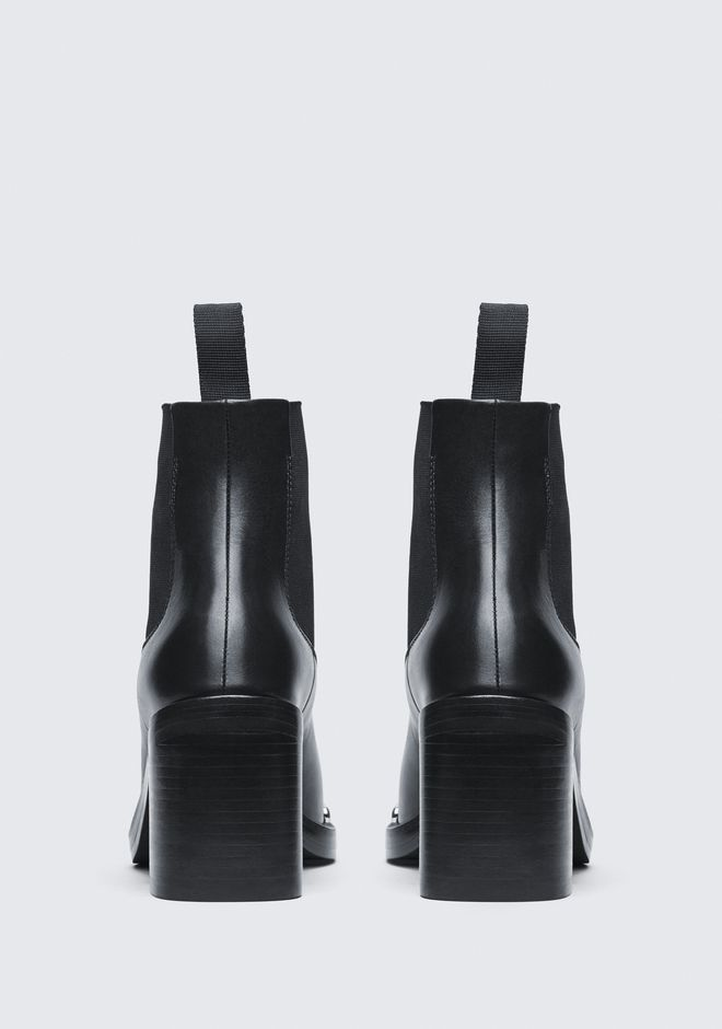 ALEXANDER WANG HAILEY MID HEEL BOOT BOOTS Adult 12_n_d
