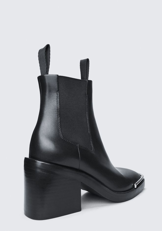 ALEXANDER WANG HAILEY MID HEEL BOOT BOOTS Adult 12_n_r