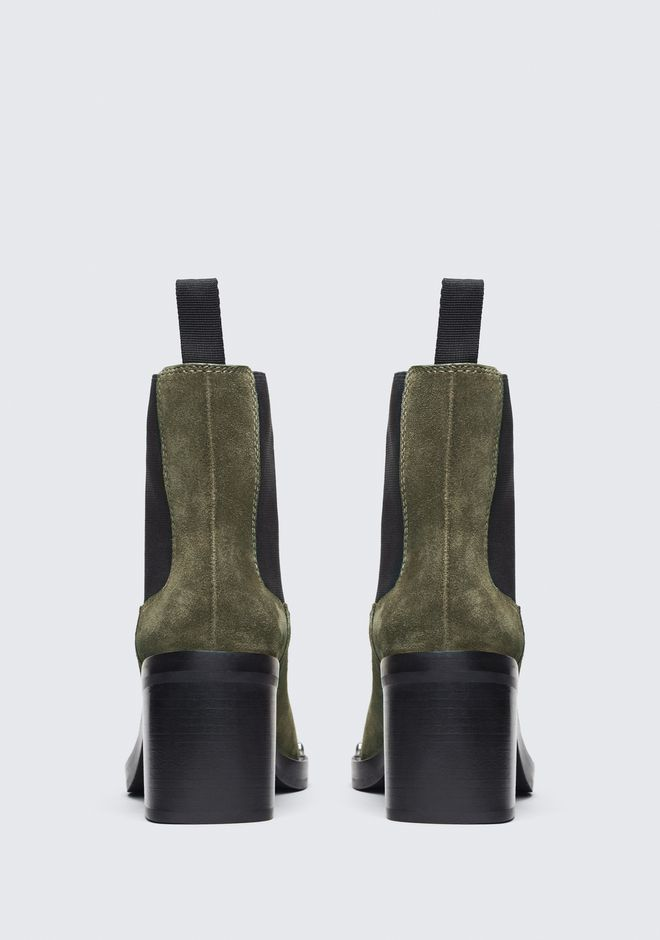 ALEXANDER WANG SUEDE HAILEY BOOT BOOTS Adult 12_n_d