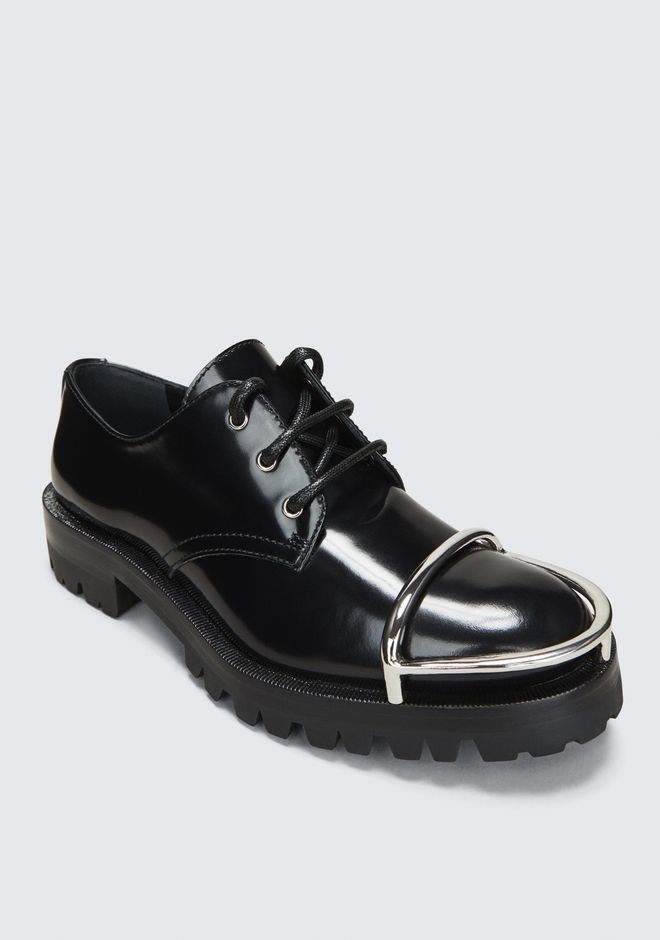 ALEXANDER WANG LYNDON LOW OXFORD 레이스업 슈즈 Adult 12_n_a