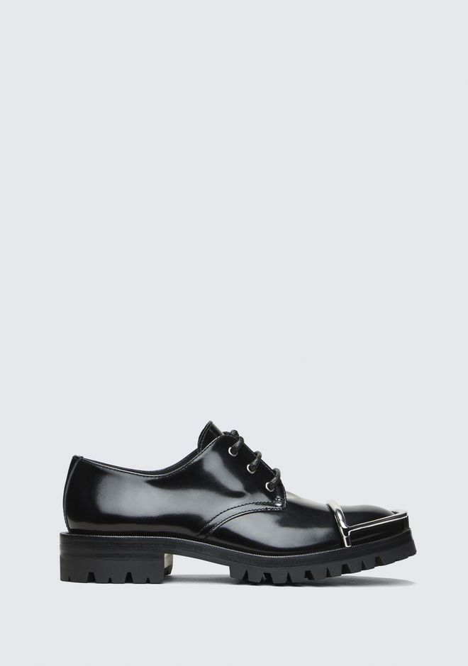 ALEXANDER WANG LYNDON LOW OXFORD 레이스업 슈즈 Adult 12_n_f
