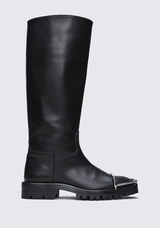 ALEXANDER WANG classic-shoes BOBBI FLAT BOOT