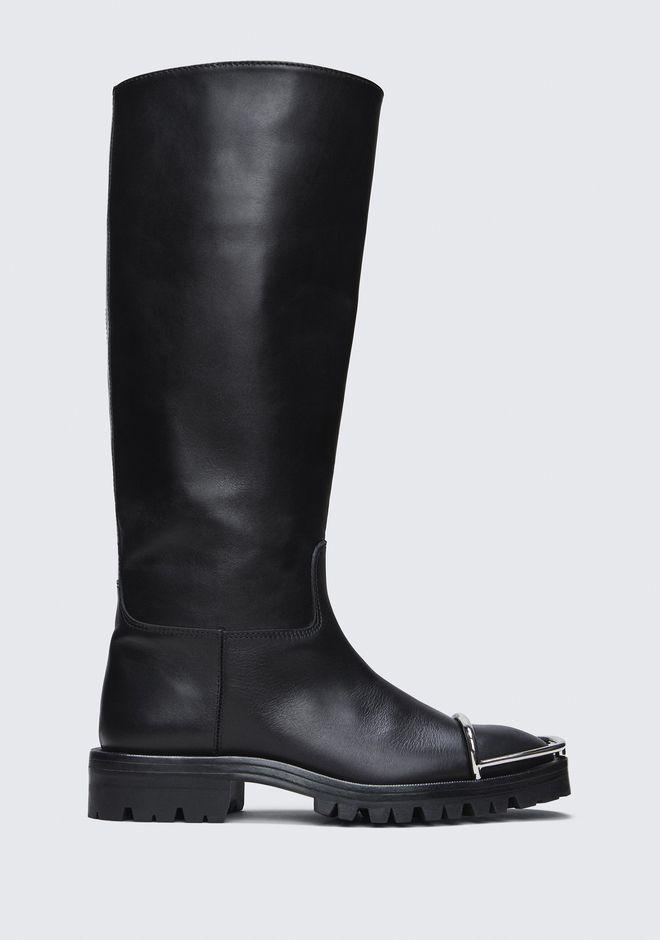 ALEXANDER WANG BOBBI FLAT BOOT ブーツ Adult 12_n_f