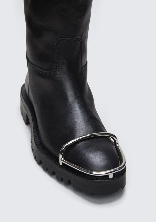 ALEXANDER WANG BOBBI FLAT BOOT ブーツ Adult 12_n_r