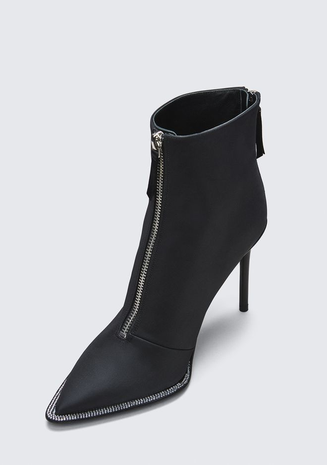 ALEXANDER WANG ERI NYLON BOOT STIEFEL Adult 12_n_a